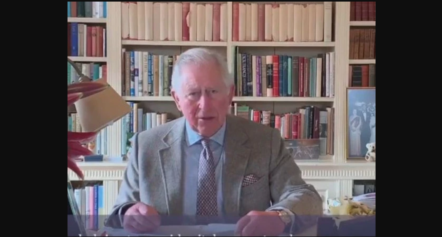 Prince Charles Gives the Royal Treatment to Compassionate and Clear Messaging in the Coronavirus Era