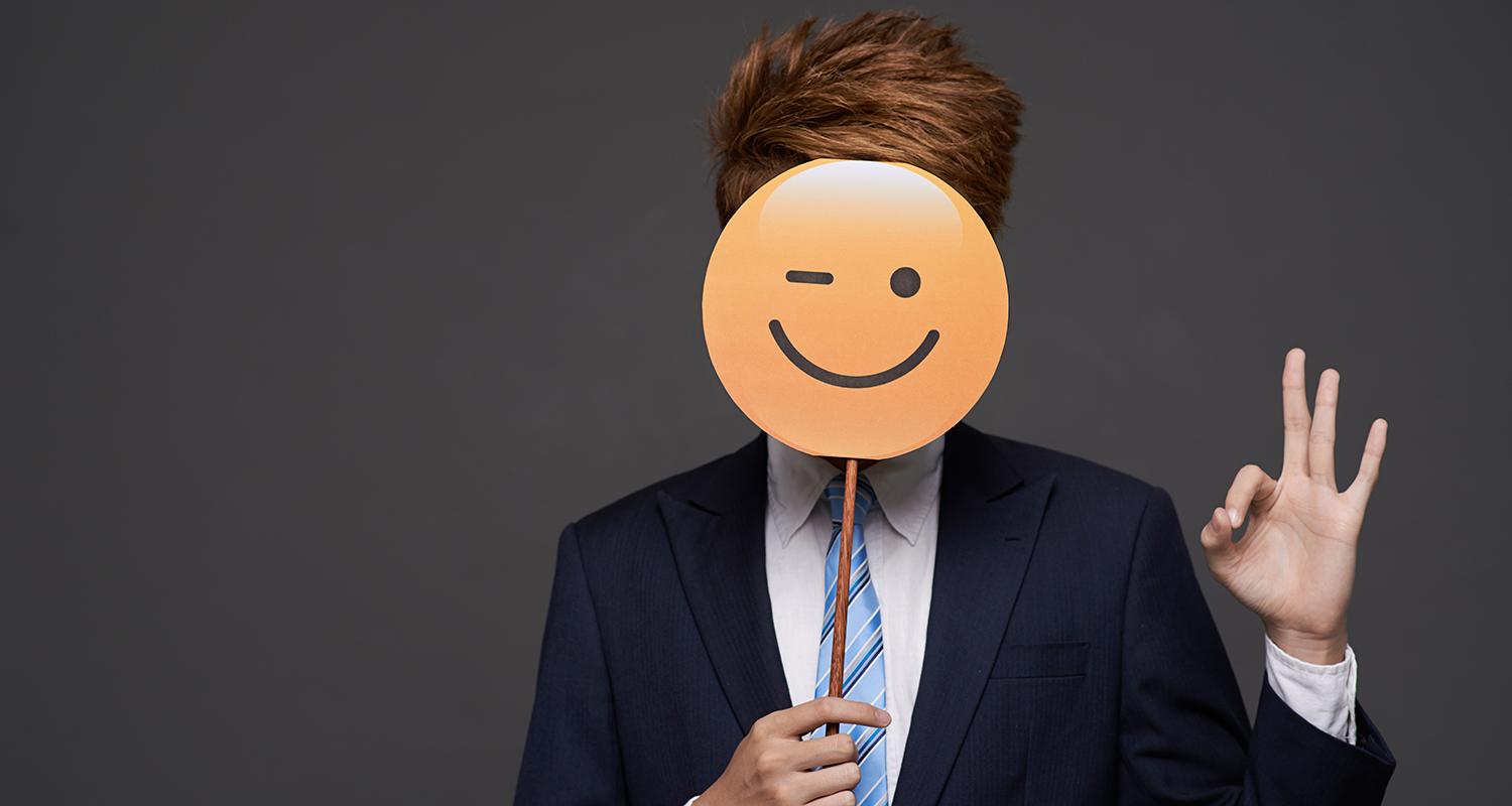 Is it OK to Use Emojis in a Business Presentation?